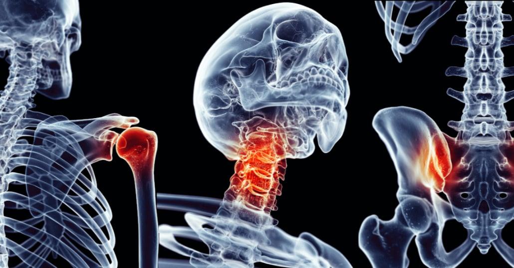 背骨を調整する方法